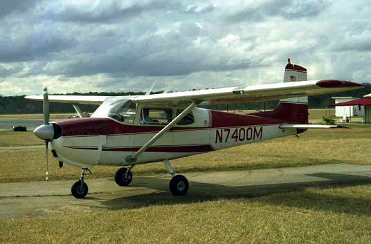 Cessna 175 Skylark | Flight Simulator Aircraft Catalog
